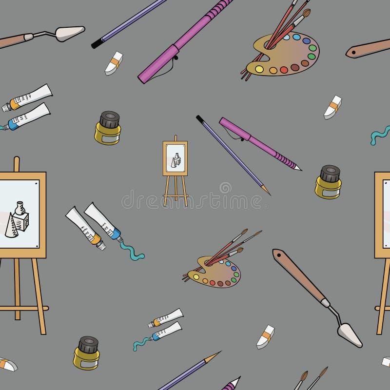 Configuration sans joint d'art images stock