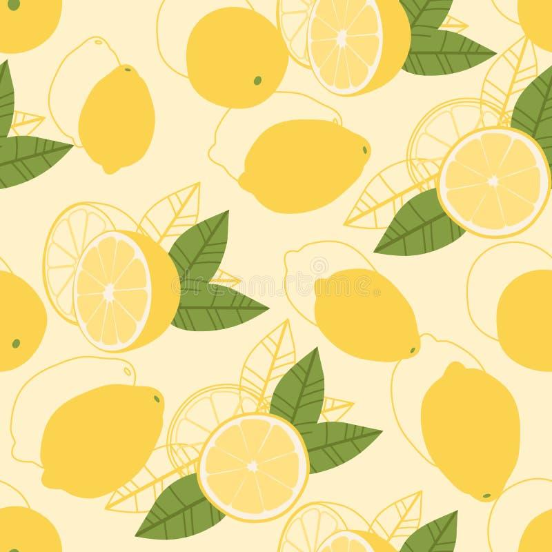 Configuration sans joint de citron image libre de droits