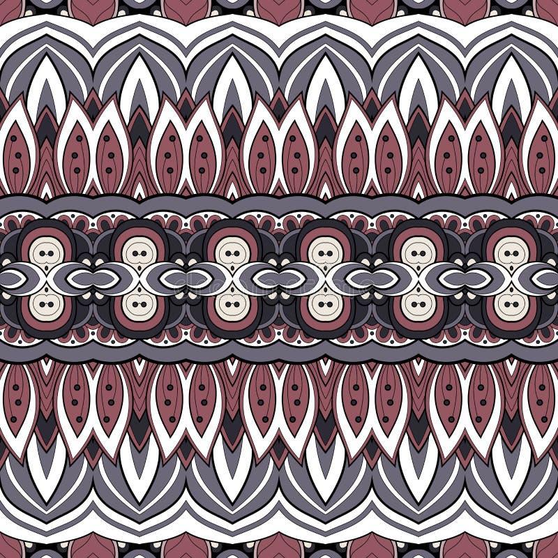 Download CONFIGURATION SANS JOINT DE DAMASSÉ DE VECTEUR Illustration de Vecteur - Illustration du dessin, ethnique: 56479759