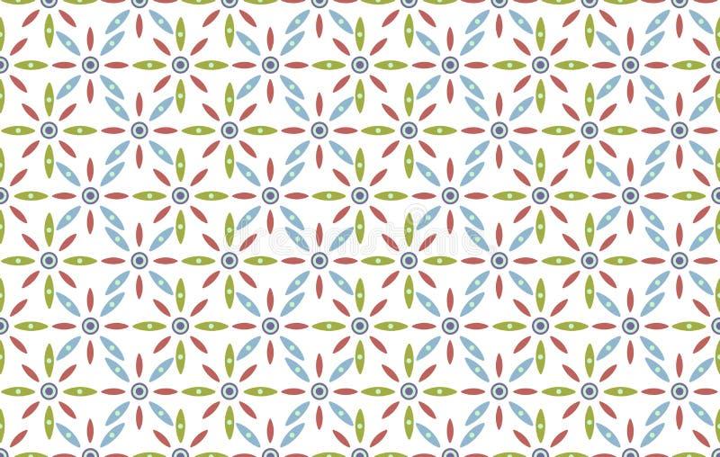 Configuration sans joint de fleur illustration libre de droits