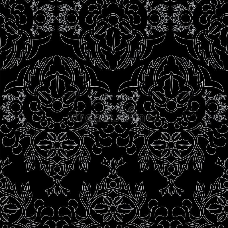 Download Configuration Sans Joint De Paisley L'orient Ou Conception De La Russie Illustr Illustration de Vecteur - Illustration du coton, illustration: 56487393
