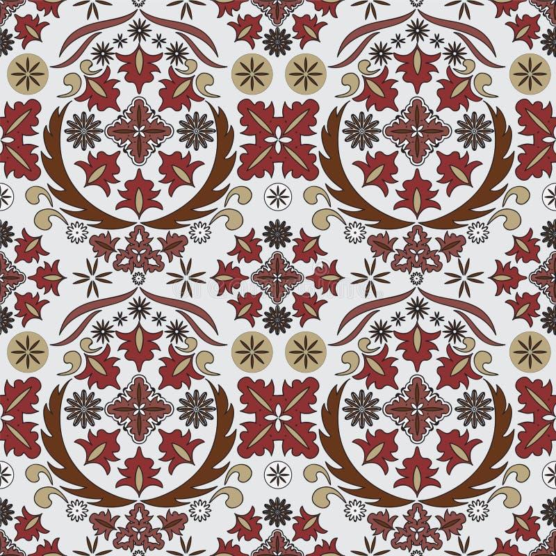 Download Configuration Sans Joint De Paisley L'orient Ou Conception De La Russie Illustr Illustration de Vecteur - Illustration du cadre, coton: 56487619