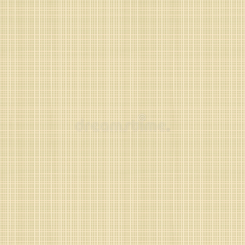 Configuration sans joint de répétition de texture de toile illustration de vecteur