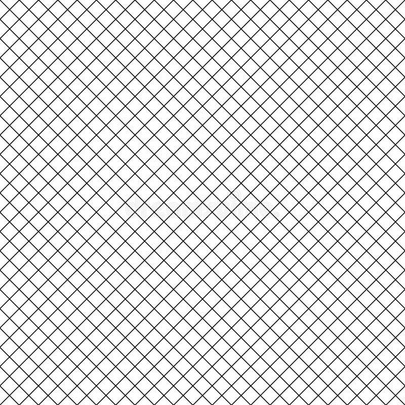 Configuration sans joint de réseau Conception graphique hexagonale Illustration de vecteur Gril de haut-parleur Texture abstraite illustration stock