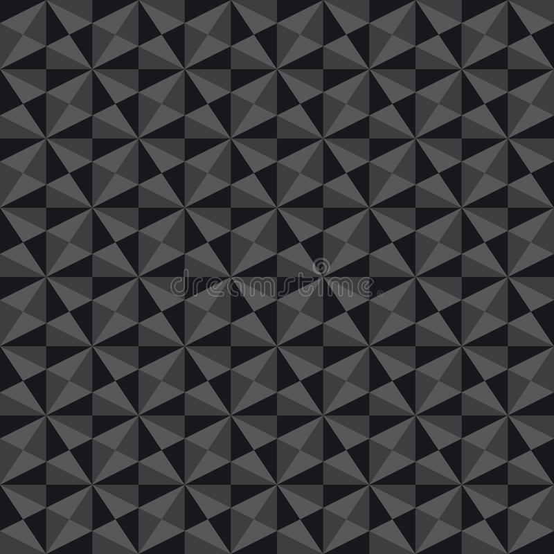 configuration sans joint géométrique illustration libre de droits