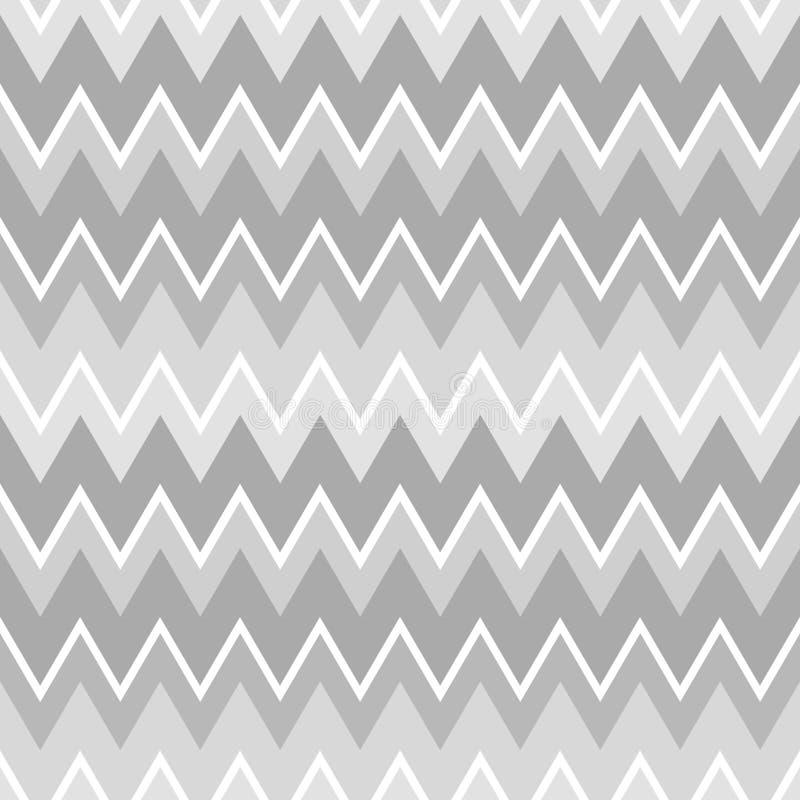 Configuration sans joint géométrique abstraite Style aztèque avec la triangle et la ligne modèle tribal de Navajo copie géométriq illustration libre de droits
