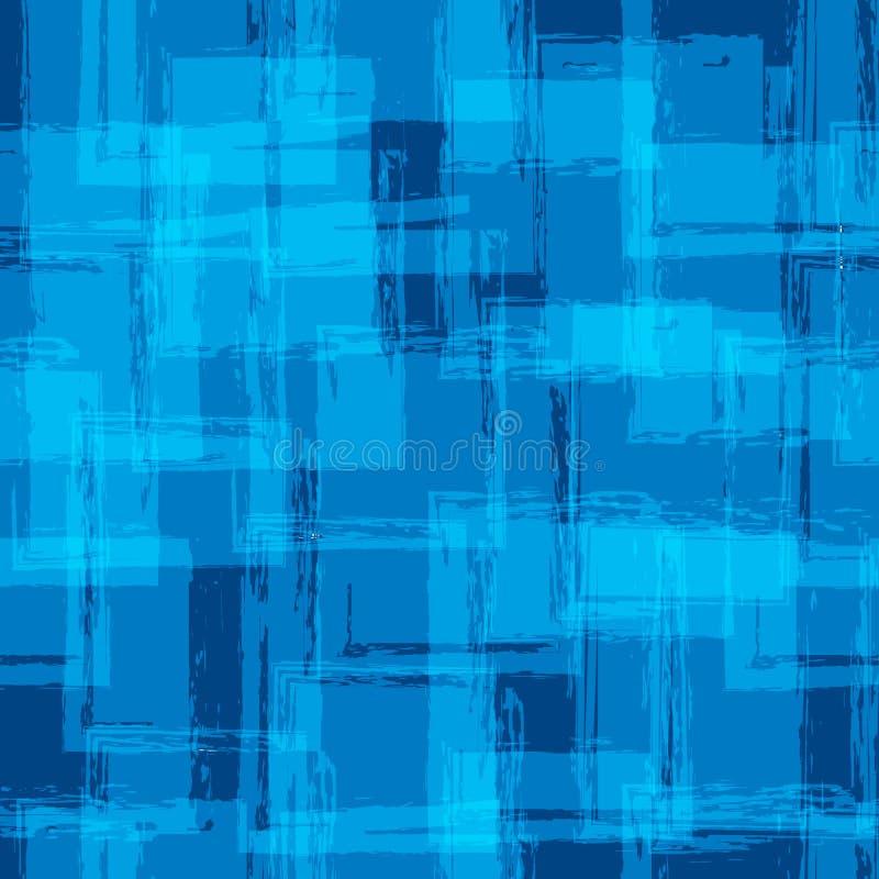 Configuration sans joint Tonalités bleues abrégez le fond photos libres de droits