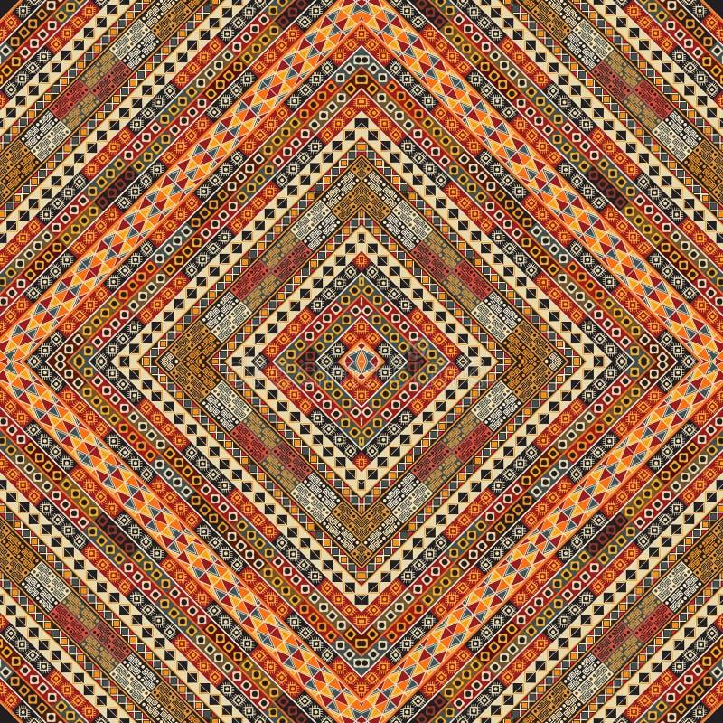 Configuration tribale illustration stock