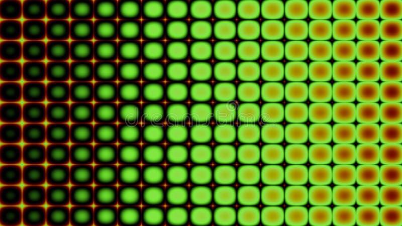 Configuration verte abstraite Texture sans joint wallpaper image stock