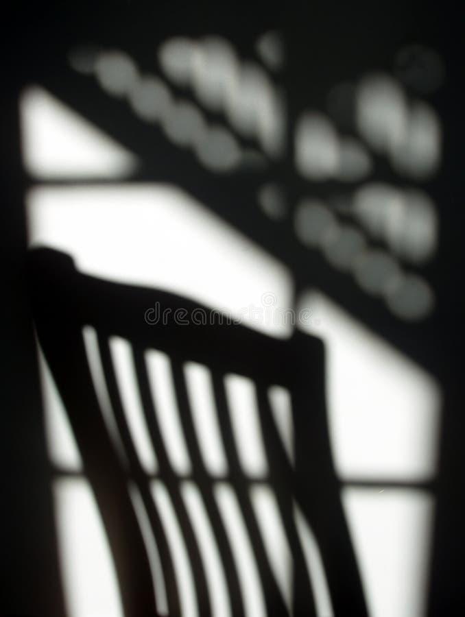 Configurations d'ombre photo libre de droits