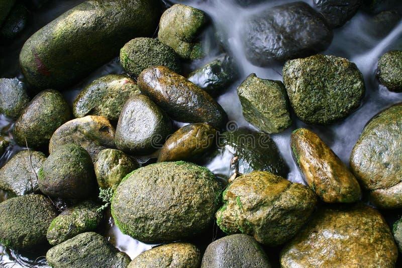 Configurations en pierre photo libre de droits