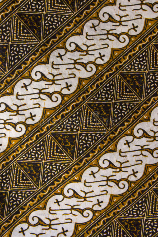 Configurations et texture de batik photos libres de droits