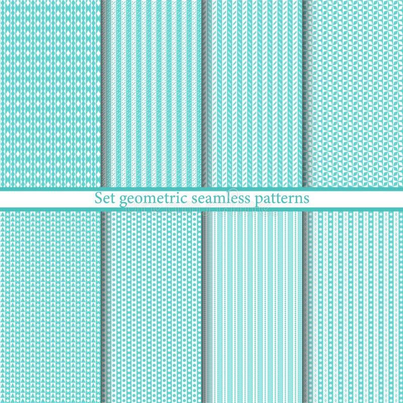 Configurations sans joint géométriques illustration libre de droits