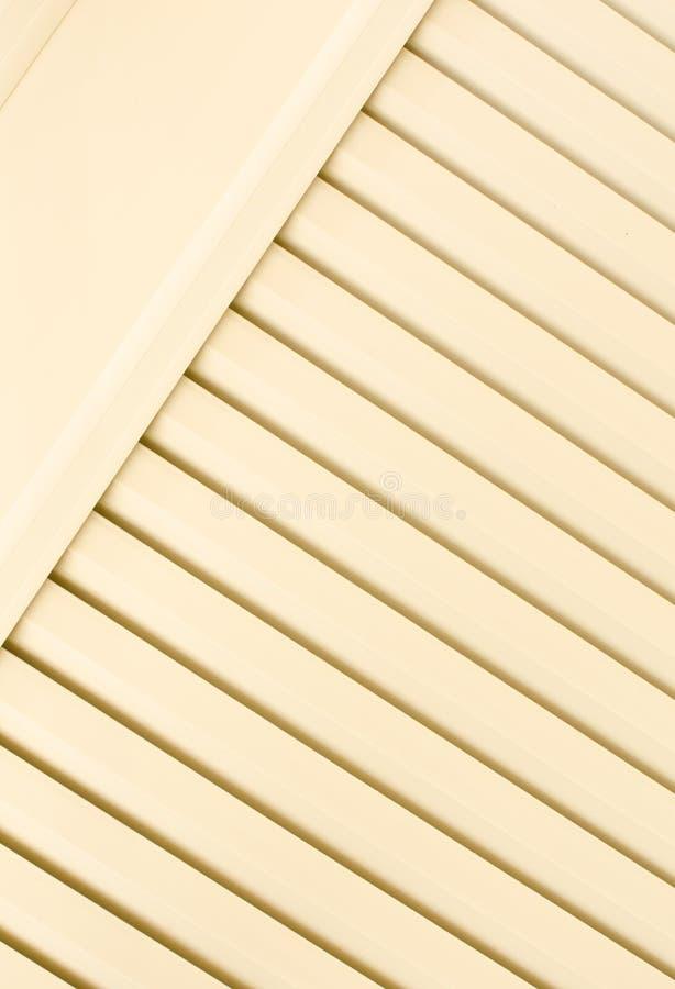 Configurations sur la trappe de PVC. photos stock