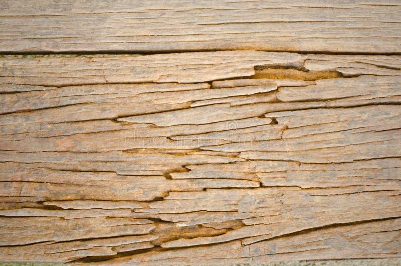 Configurations sur le vieux bois. images libres de droits