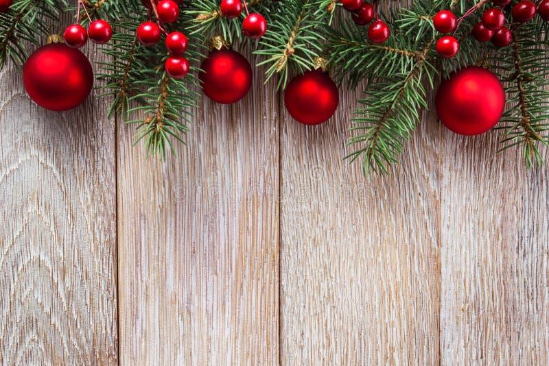 Confine di Natale immagine stock
