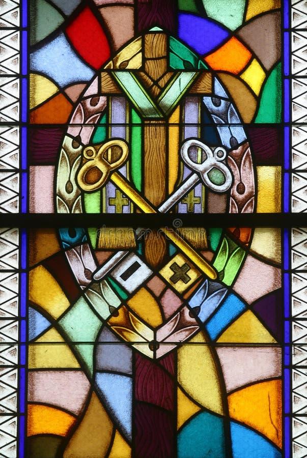 Confirmación, siete sacramentos fotos de archivo libres de regalías