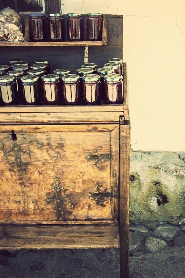 Confiture de fraise bulgare sauvage faite maison image - Confiture de fraise maison ...
