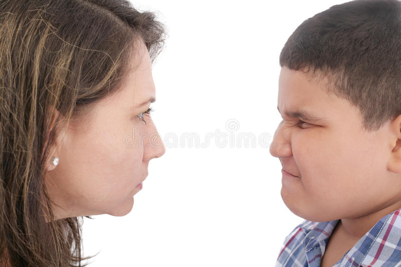 Conflict Stock Photography