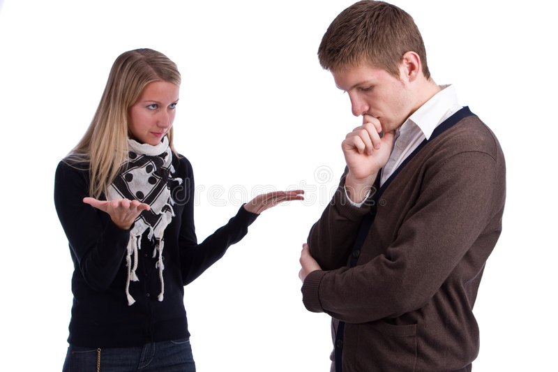 Download The conflict stock image. Image of closeup, despair, family - 6594415