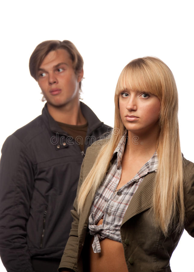 Download Conflict Between Man And Woman Stock Photo - Image: 11642406