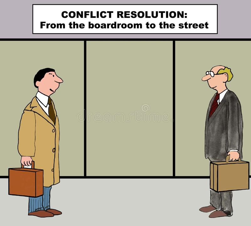 Conflict Management in Movies