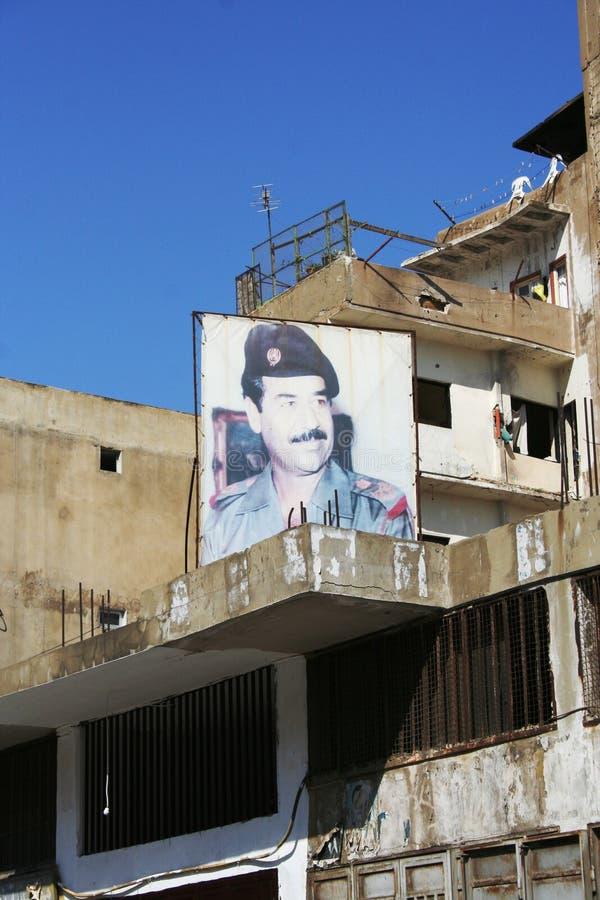Conflito de Tripoli Líbano imagens de stock