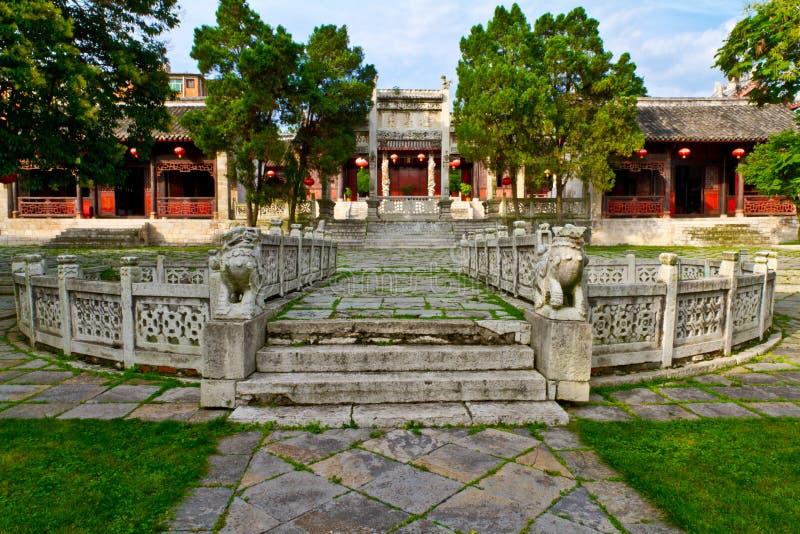 Confucious'temple imagen de archivo