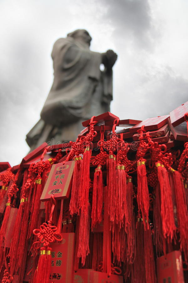 Confucius świątynia zdjęcia stock