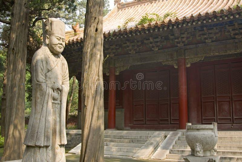 Confucius stock fotografie