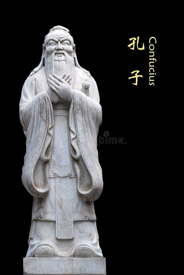 Confucius images libres de droits