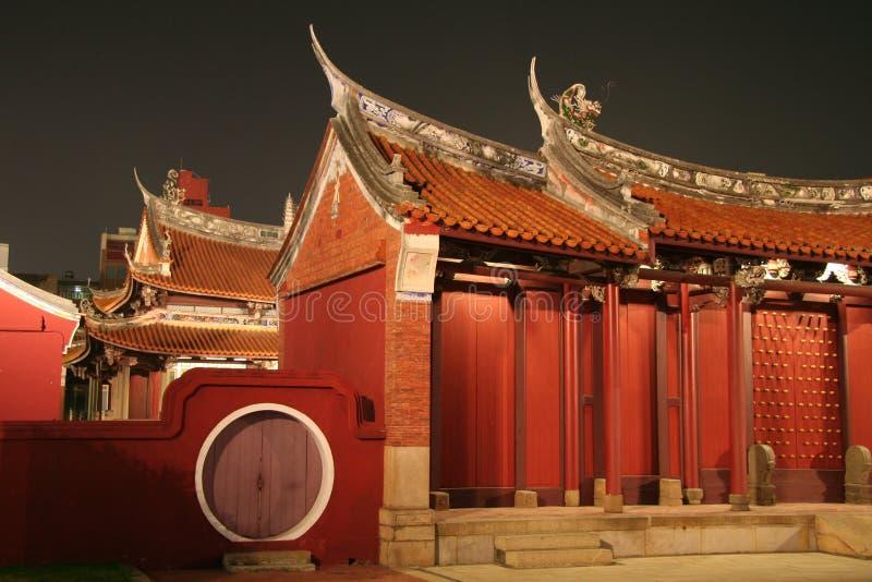 confuscius寺庙 免版税库存照片