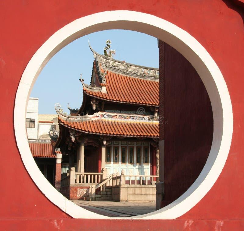 confuscius寺庙 免版税库存图片