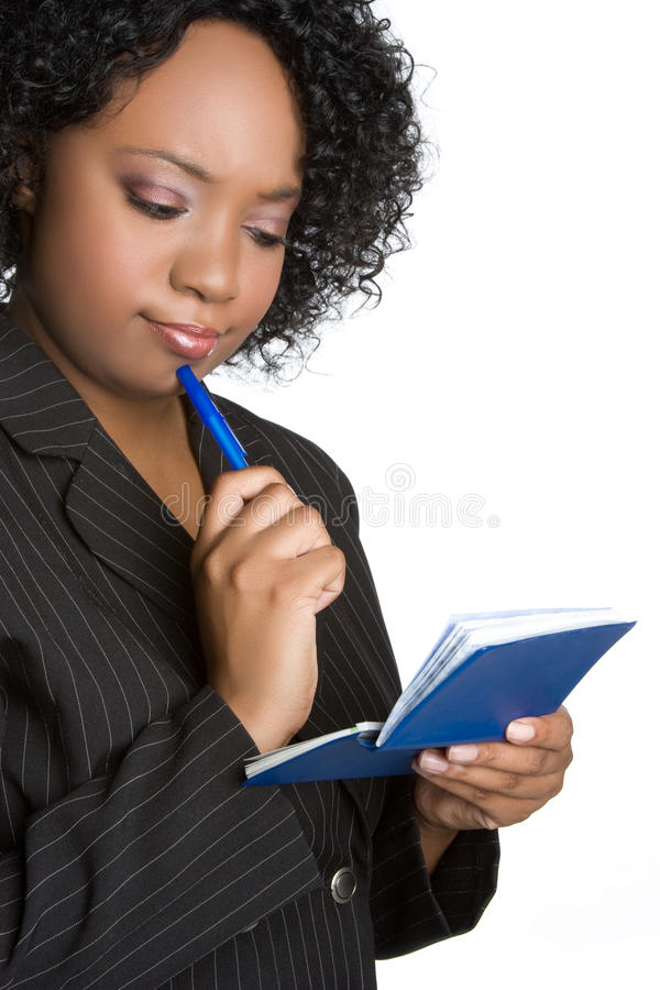 Download Confused Businesswoman stock photo. Image of book, girl - 10303846