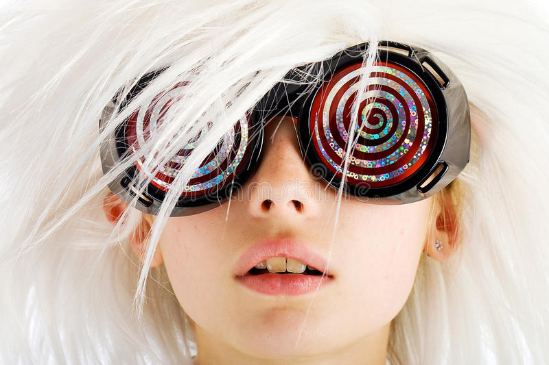 Download Confused kid stock photo. Image of hypnotized, trance - 20932838