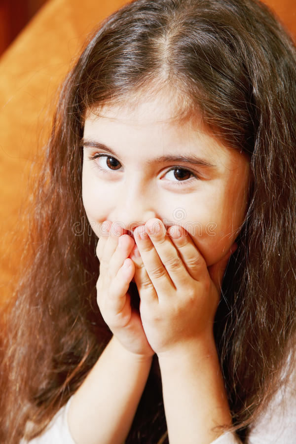 Download Confusion stock photo. Image of child, female, confusion - 17100964
