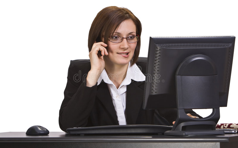 Download Confusion stock photo. Image of call, expression, mobile - 7191434