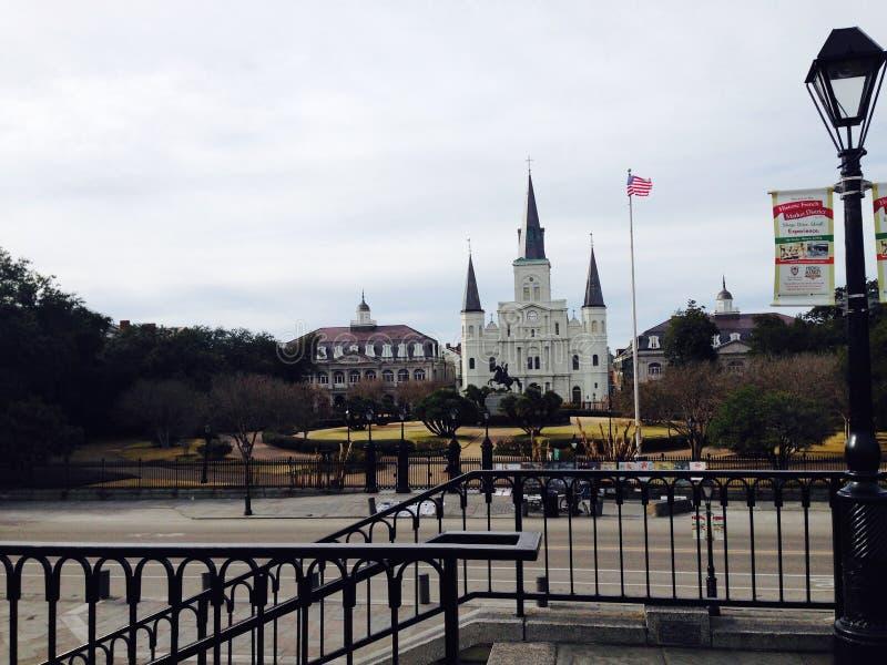 Congélateur de la Nouvelle-Orléans photo libre de droits