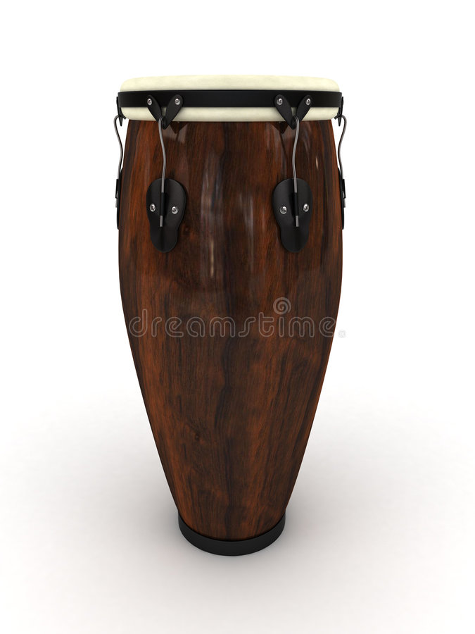 Conga Drum Royalty Free Stock Images