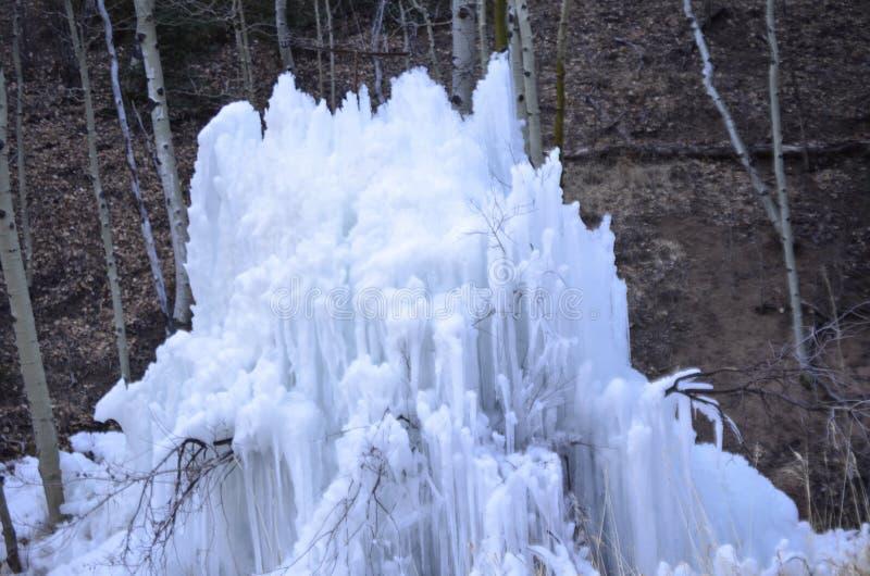 congel? photographie stock
