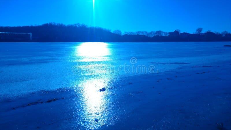 congelato fotografia stock libera da diritti