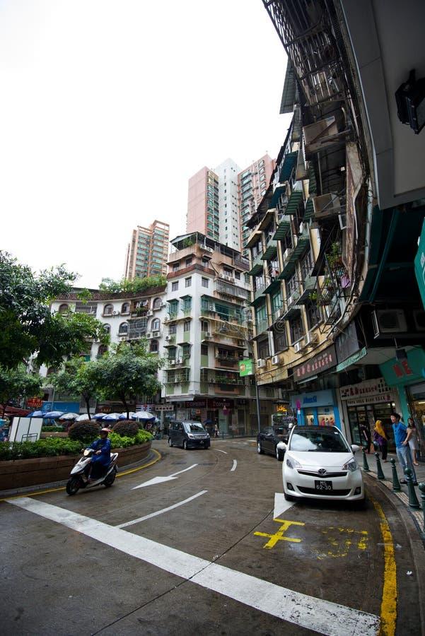 congested снабжение жилищем стоковое изображение rf