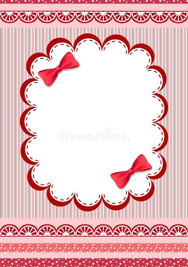 Download Congratulation card. stock vector. Illustration of illustration - 13799168