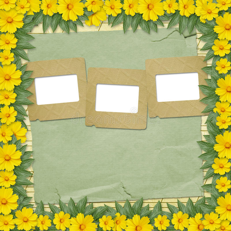 Download Congratulation To The Holiday With Slides Stock Images - Image: 14006774