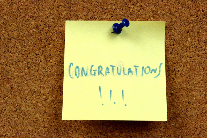 Download Congratulations Royalty Free Stock Photo - Image: 11359105