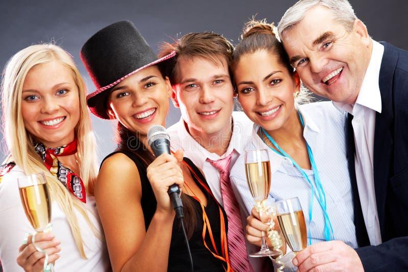 Congratulations! royalty free stock photos