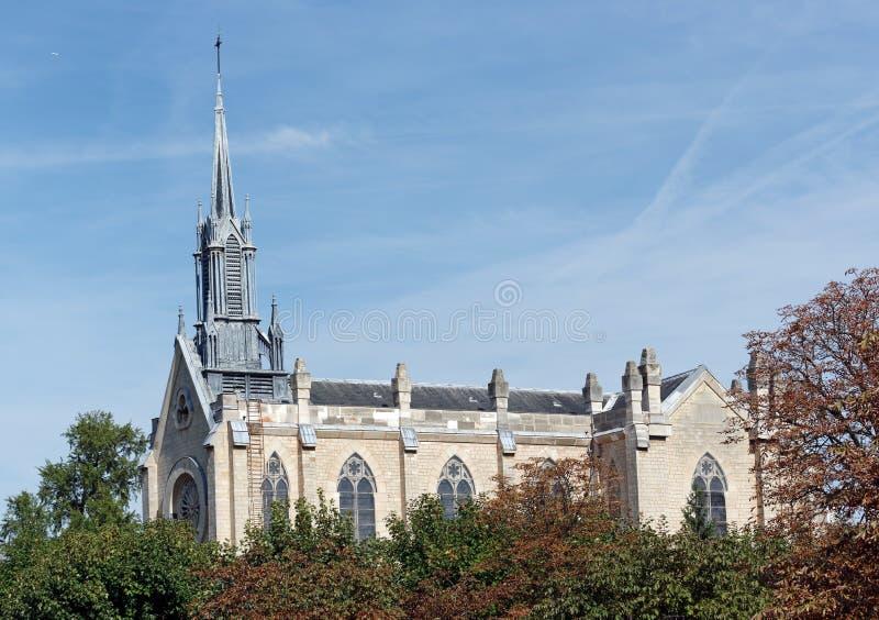 Congregatie heilige Joseph Cluny royalty-vrije stock afbeeldingen