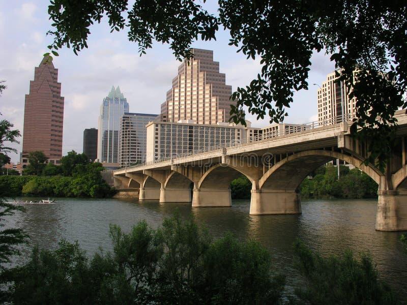 Congress Avenue Bridge stock images