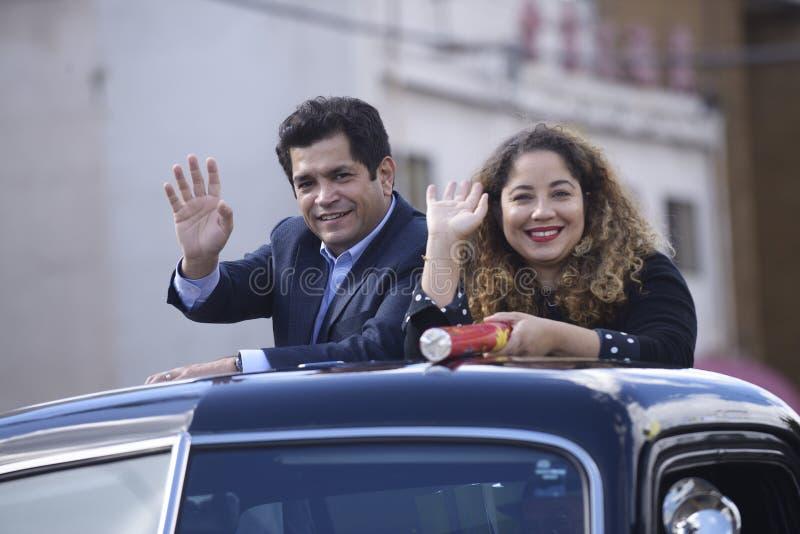 Congressista Jimmy Gomez fotos de stock royalty free