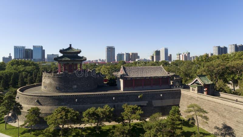 Congtai handan hebei china. Congtai park in handan hebei China royalty free stock images